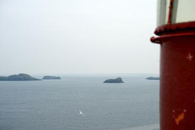 View from Sugandiseyjarviti, Stykkishomur, Brei?afjšr?ur, Snaefellsnes, West Iceland