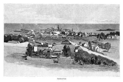 Fremantle, 1886