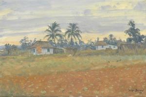 Cuban Landscape, 2010 by Julian Barrow
