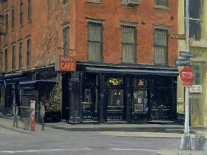 Fanelli's Bar, New York, 1996 by Julian Barrow