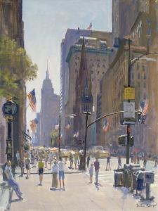 Fifth Avenue, 1997 by Julian Barrow