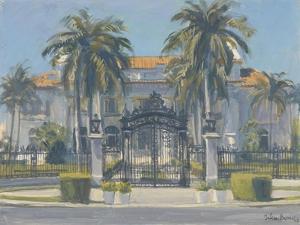 Flagler Museum, Palm Beach, 2010 by Julian Barrow