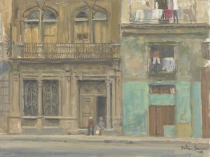 Havana House Front, 2010 by Julian Barrow
