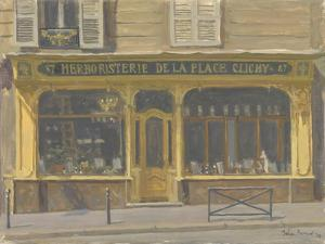 Herboristerie De La Place Clichy, 2010 by Julian Barrow