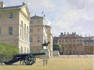 Horseguards by Julian Barrow