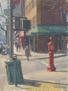 Lexington Avenue, 2010 by Julian Barrow