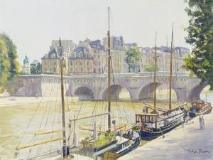 Pont Neuf by Julian Barrow
