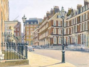 Queen Anne's Gate by Julian Barrow