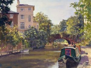 Regent's Park Canal by Julian Barrow