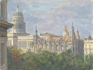 The Capitolio, 2010 by Julian Barrow