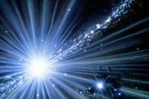 Gamma Ray Universe by Julian Baum