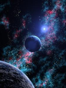 White Dwarf Planets by Julian Baum