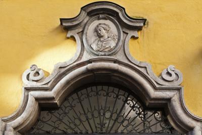 Mozart's Birthplace (Mozart Gerburtshaus), Getreidegasse, Salzburg, Austria