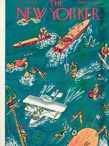 The New Yorker Cover - August 30, 1930 by Julian de Miskey