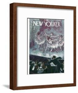 The New Yorker Cover - February 6, 1943 by Julian de Miskey