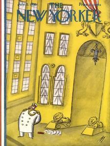 The New Yorker Cover - July 5, 1930 by Julian de Miskey