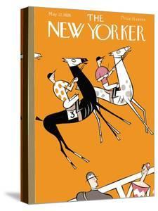 The New Yorker Cover - May 22, 1926 by Julian de Miskey