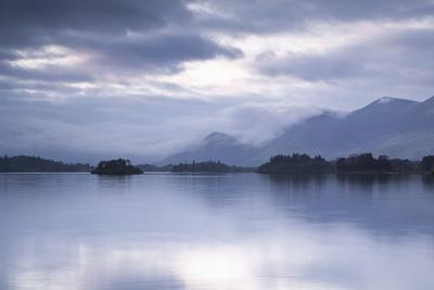 Derwent Water in the Lake District National Park, Cumbria, England, United Kingdom, Europe