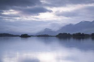 Derwent Water in the Lake District National Park, Cumbria, England, United Kingdom, Europe by Julian Elliott