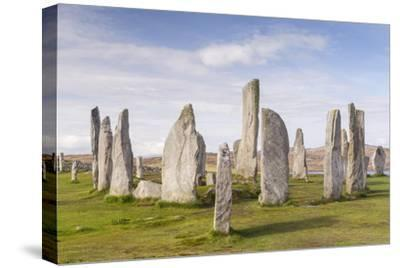 The Callanish Stones on the Isle of Lewis, Outer Hebrides, Scotland, United Kingdom, Europe
