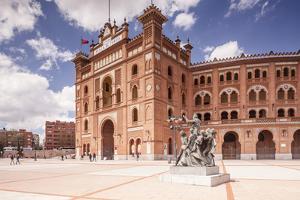 The Plaza De Toros De Las Ventas (Bull Ring), Mainly Used for Bullfighting, Built in 1929 by Julian Elliott