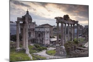 The Roman Forum (Foro Romano), Rome, Lazio, Italy, Europe by Julian Elliott
