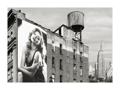 Billboards in Manhattan Number 1