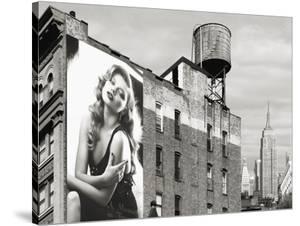 Billboards in Manhattan Number 1 by Julian Lauren