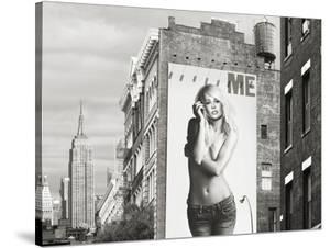 Billboards in Manhattan Number 2 by Julian Lauren