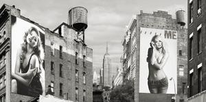 Billboards in Manhattan by Julian Lauren