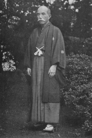 'Viscount Kentaro Kaneko, (1853-1942)', c1900, (1921)