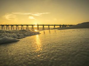 Pensacola Beach Sunset by Julian Loftis