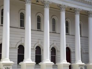 19th Century Colonial Architecture in Launceston, Tasmania, Australia by Julian Love