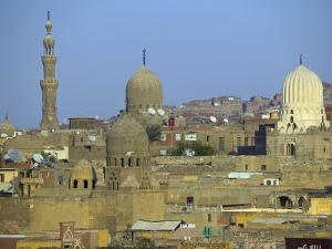 City of Dead, Cairo, Where Ruling Families of Medieval Cairo Built Mausoleums to Entomb their Dead by Julian Love