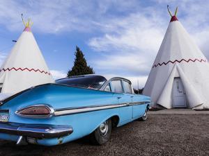 Route 66, Holbrook, Arizona, USA by Julian McRoberts
