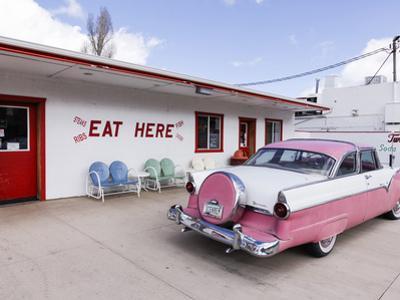 Route 66, Williams, Arizona, USA by Julian McRoberts
