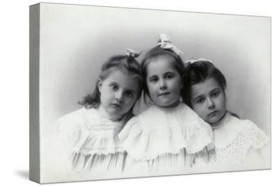 Portrait of Children, Baku, Azerbaijan, 1909