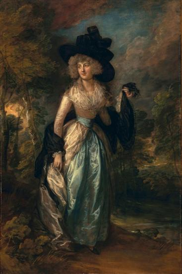 Juliana (Howard), Baroness Petre, 1788-Thomas Gainsborough-Giclee Print