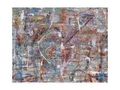 Julibee Series Triptych 3- Sona-Giclee Print