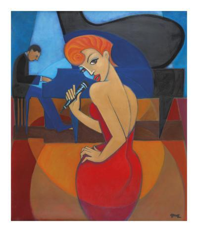 Julie, Baby, You're my Flame-Marsha Hammel-Limited Edition
