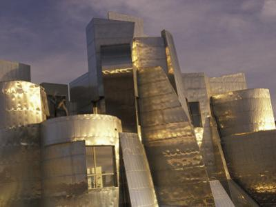 Frank Gehry's Weisman Museum, Minneapolis, Minnesota, USA by Julie Bendlin