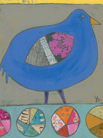 Blue Bird by Julie Beyer