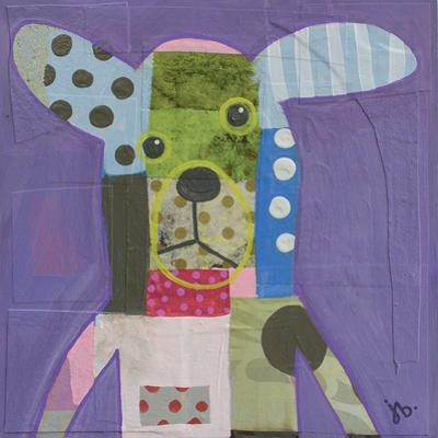 Dog (1) by Julie Beyer