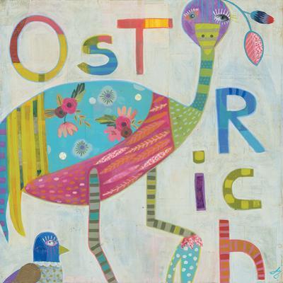 Ostrich by Julie Beyer