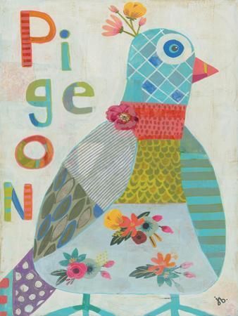 Pigeon by Julie Beyer