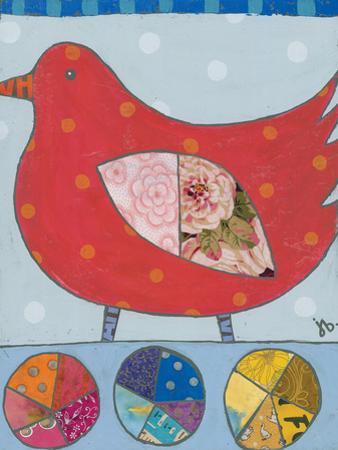 Red Bird by Julie Beyer