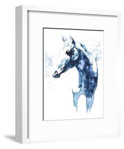 Blue Agate III by Julie Chapman