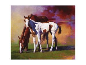 Hot Color by Julie Chapman
