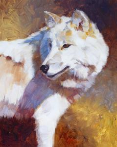 White Wolf by Julie Chapman