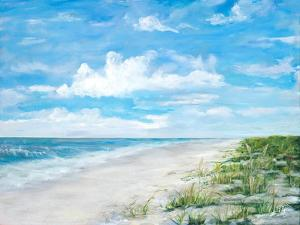 Day At The Beach by Julie DeRice